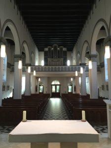 Katholische Kirche Wismar